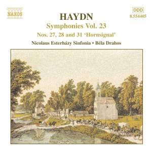 Haydn - Symphonies Volume 23 Product Image