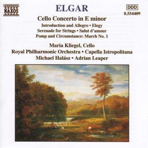 Elgar: Cello Concerto & other favourite works Product Image