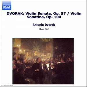 Dvorak: Music for Violin & Piano Volume 1 Product Image