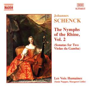 Schenck: Nymphs Of The Rhine, Vol. 2 Product Image