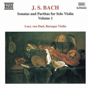 Bach, J.S.: Sonatas And Partitas For Solo Violin. Vol. 1 Product Image