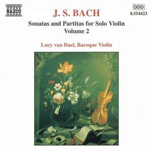 Bach, J.S.: Sonatas And Partitas For Solo Violin. Vol. 2 Product Image