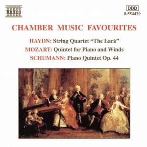 Chamber Music Favourites Product Image