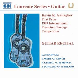 Guitar Recital: Kevin Gallagher