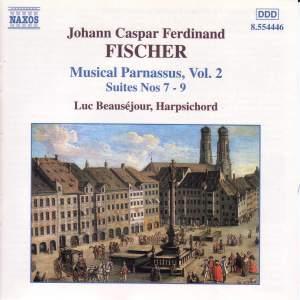 Johann Fischer: Musical Parnassus Vol. 2 Product Image