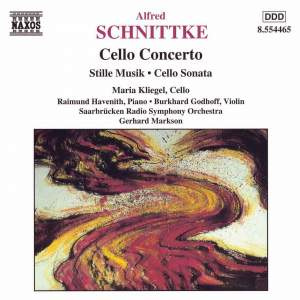 Schnittke: Cello Concerto No. 1, etc.