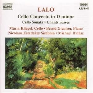 Lalo: Cello Concerto Product Image