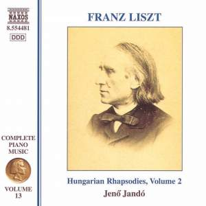 Liszt: Complete Piano Music Volume 13