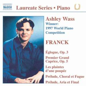 Piano Recital: Ashley Wass Product Image