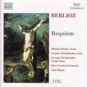 Berlioz: Grande Messe des Morts, Op. 5 (Requiem) Product Image