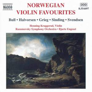 Norwegian Violin Favourites Product Image