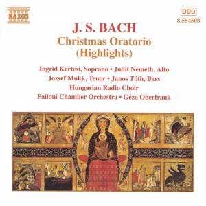 Bach, J S: Christmas Oratorio, BWV248: excerpts