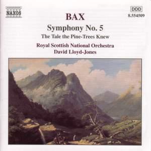 Bax: Symphony No. 5 Product Image