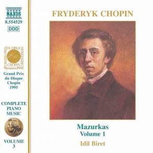 Chopin: Mazurkas, Vol. 1 Product Image