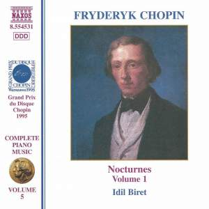 Chopin: Nocturnes, Vol. 1 Product Image