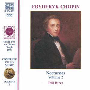 Chopin: Nocturnes, Vol. 2 Product Image