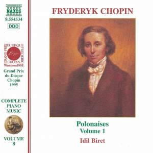 Chopin: Polonaises, Vol. 1 Product Image