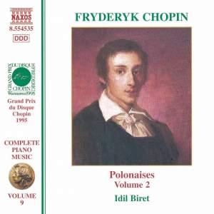 Chopin: Polonaises, Vol. 2 Product Image