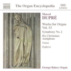 Dupre: Works For Organ, Vol. 13