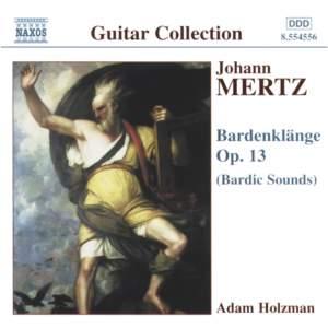 Mertz: Bardenklange, Op. 13 Product Image