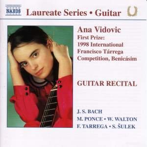 Guitar Recital: Ana Vidovic Product Image
