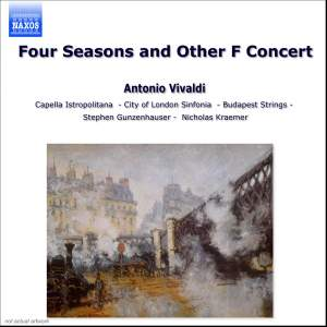 Four Seasons and Other Famous Concerti Product Image