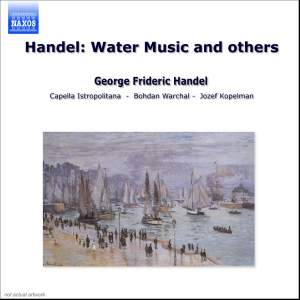 Handel: Water Music and others Product Image