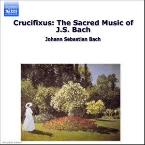 Crucifixus: The Sacred Music of J.S. Bach Product Image