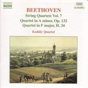 Beethoven: Complete String Quartets Vol. 7