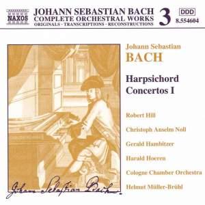 Bach, J.S.: Harpsichord Concertos, Vol. 1 Product Image
