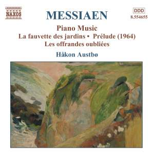 Messiaen - Piano Music Product Image