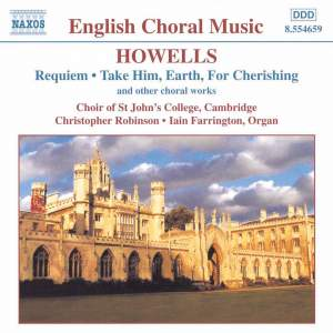 Howells - Sacred Choral Music Product Image