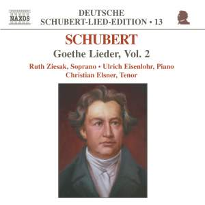 Volume 13 - Goethe Volume 2