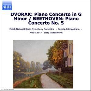 Dvorak & Beethoven: Piano Concertos Product Image