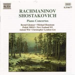 Rachmaninov & Shostakovich: Piano Concertos Product Image
