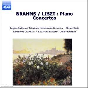 Brahms & Liszt: Piano Concertos Product Image