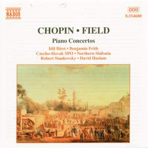 Chopin & Field: Piano Concertos Product Image