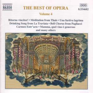The Best of Opera Vol. 4 Product Image