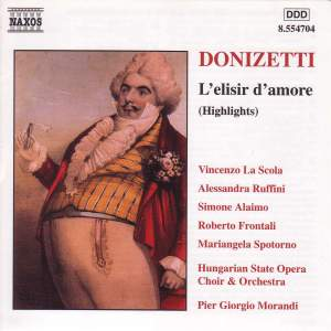 Donizetti: L'elisir d'amore (highlights) Product Image