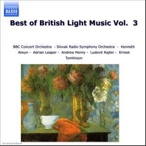 Best of British Light Music Vol. 3 Product Image