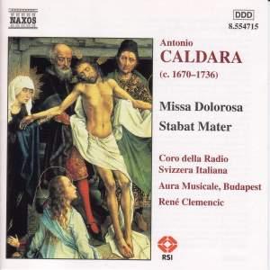 Caldara: Missa Dolorosa & Stabat Mater Product Image