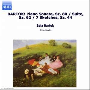 Bartók: Piano Music Volume 1