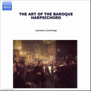 The Art Of The Baroque Harpsichord Product Image