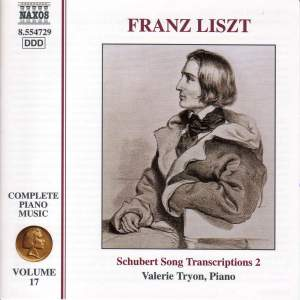 Liszt: Complete Piano Music Volume 17 Product Image