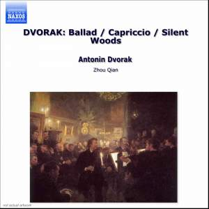 Dvorak: Music for Violin & Piano Volume 2