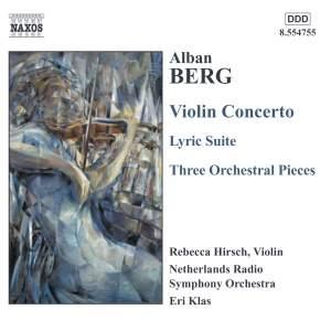 Berg: Violin Concerto Product Image