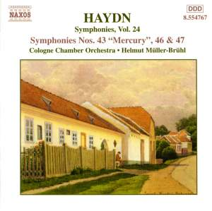 Haydn - Symphonies Volume 24 Product Image