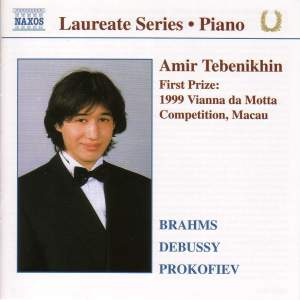 Piano Recital: Amir Tebenikhin Product Image