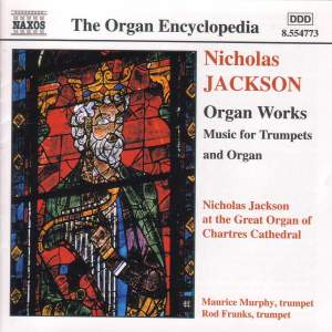Jackson: Trumpet And Organ Works