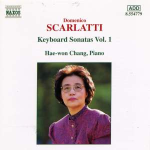 Scarlatti: Keyboard Sonatas, Vol. 1 Product Image
